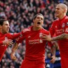 Anfield View: Daniel Agger Goal Against Manchester United