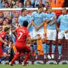 Top Five Liverpool Free Kicks