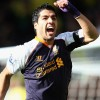 Suarez Treble Earns First League Win (Match Report)