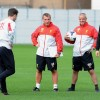 Mike Marsh Interview At Melwood (Video)