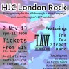 HJC London Rock Speaks To The Asian Kop