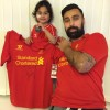 Carragher Shows His Support To Gaurav