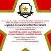 Mark Wright Hosting Football Tournament