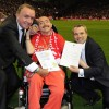 LFC Fan John Smith Honoured At Anfield