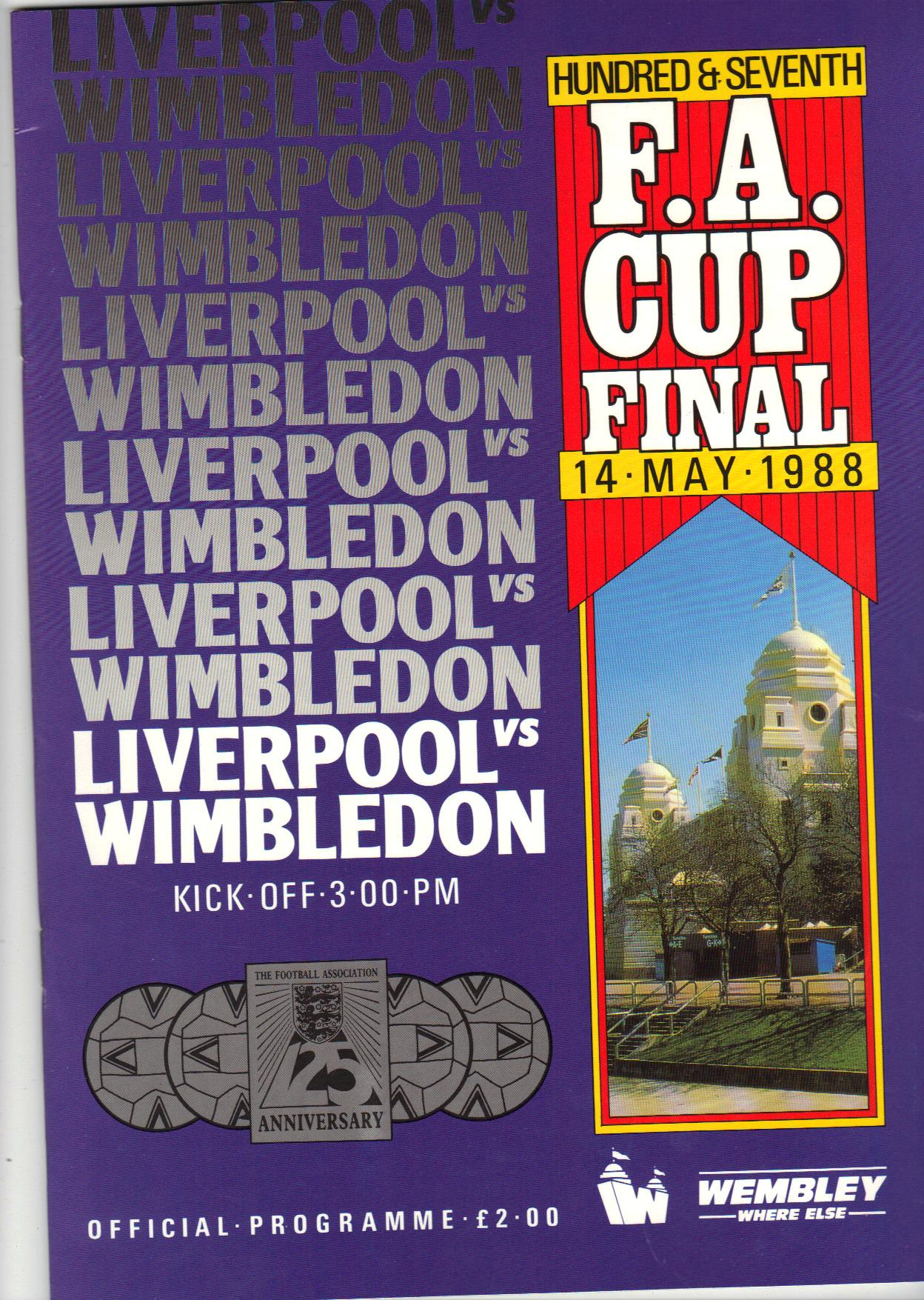 Cup Final 1988