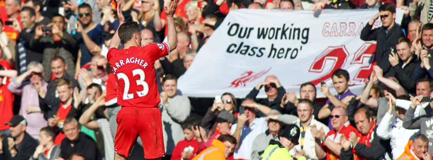 Working Class Hero Banner