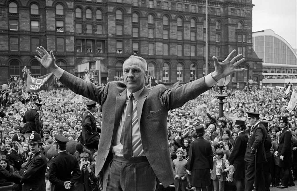 09.05.1971 Shankly defiant